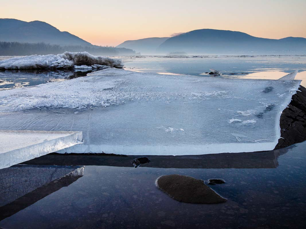 The Ice, Hudson Valley