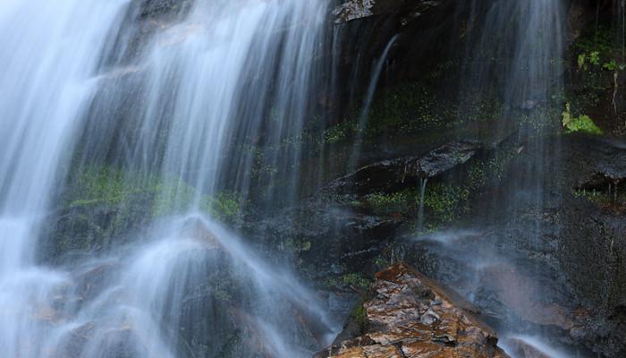 Spring Rain, Hudson Valley