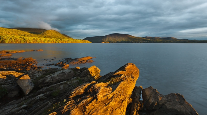 """Photo of the Day-""""Last Light on the Highlands"""""""