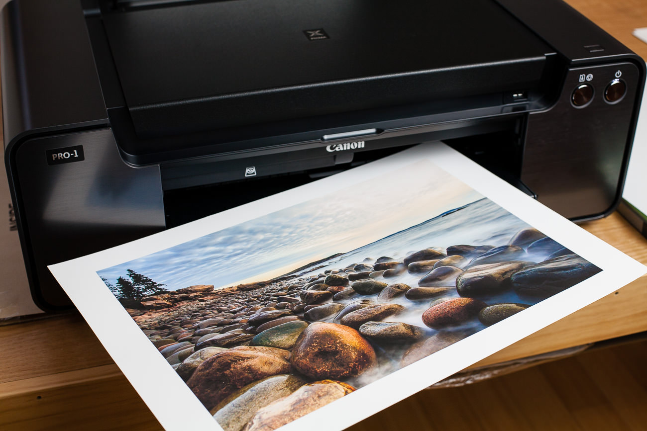 canon pixma pro 1 printer review robert rodriguez jr photography. Black Bedroom Furniture Sets. Home Design Ideas