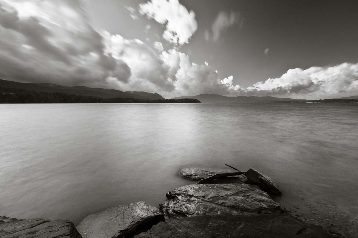 Cloud Storm, Hudson River, NY