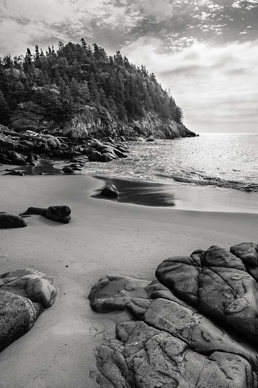 Coastal Flow, Nova Scotia