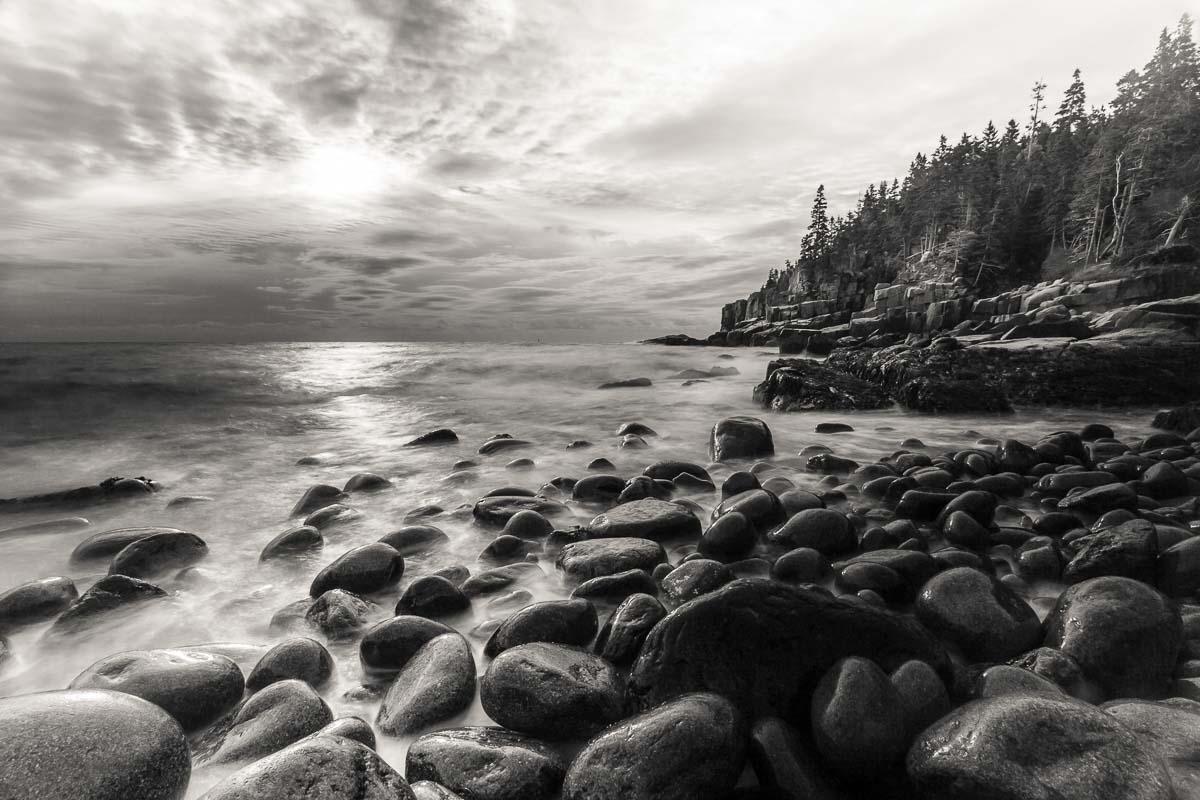 Tidal Storm, Acadia, ME