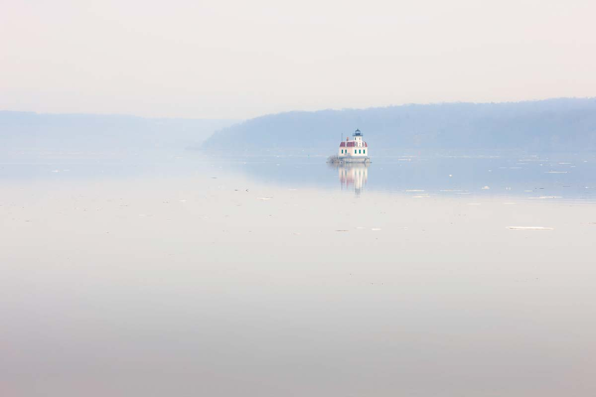 Esopus Lighthouse, Hudson River