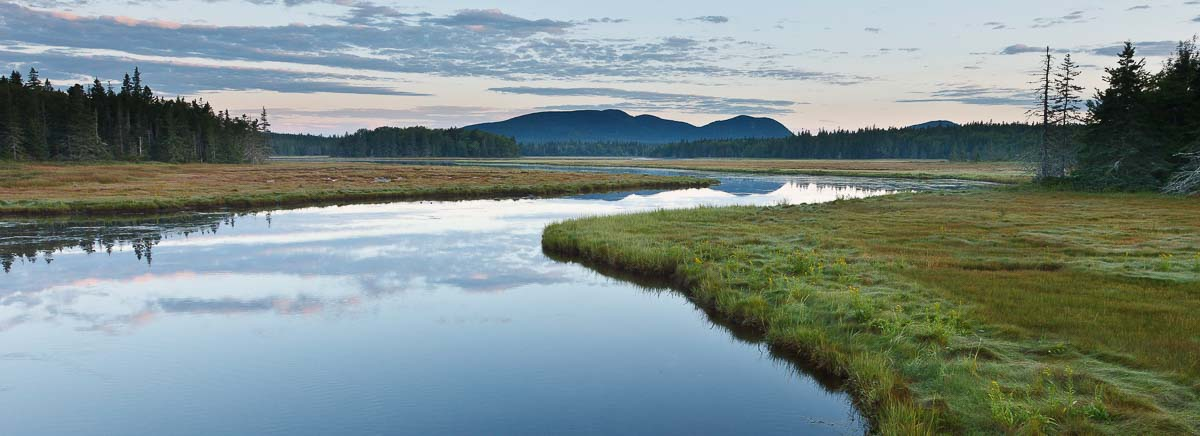 Bass Harbor Marsh, Acadia