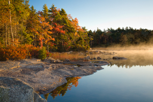 Eagle Lake Morning