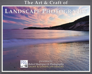 Art and Craft of Lanscape Photography Seminar