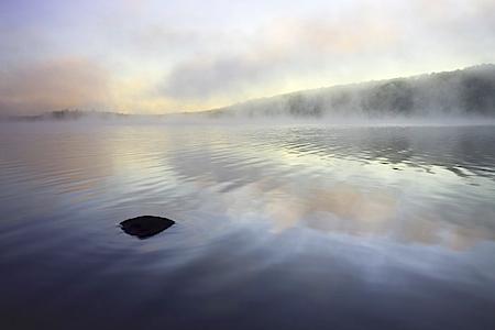 Eighth Lake Mist