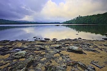 Eighth Lake Sand