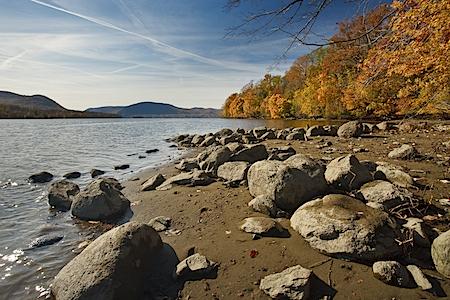 Dennings Point, Hudson River