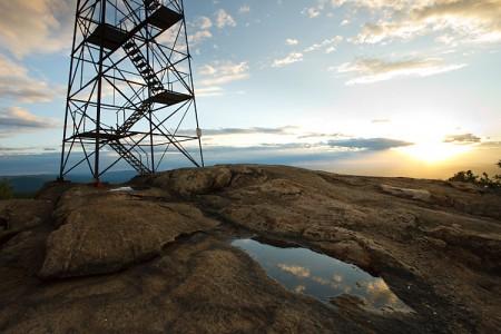Mt Beacon Firetower