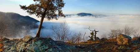 Valley Fog, Sugar Loaf Mountain