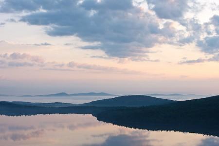 Twilight Color, Eagle Lake