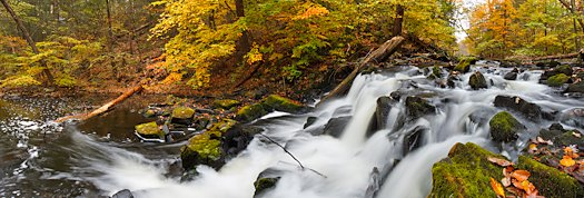 Black Creek, Hudson Valley