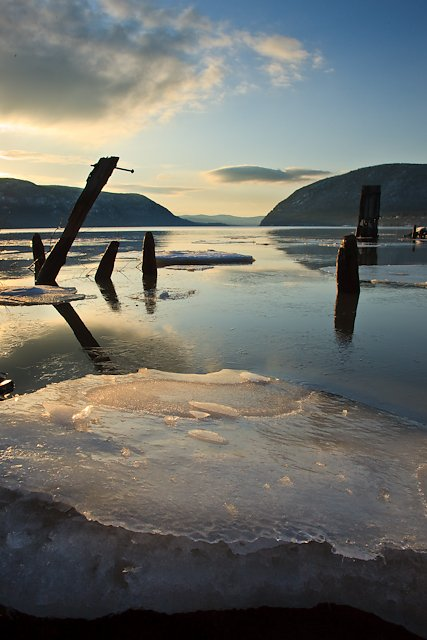 Highland View, Plum Point, Hudson River