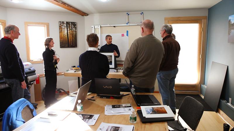 Beyond the Lens Workshops - Digital Printing