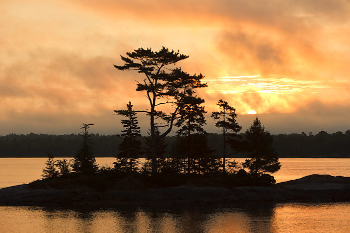 Photo Of The Day- 'Cobscook Bay Dawn, Maine'