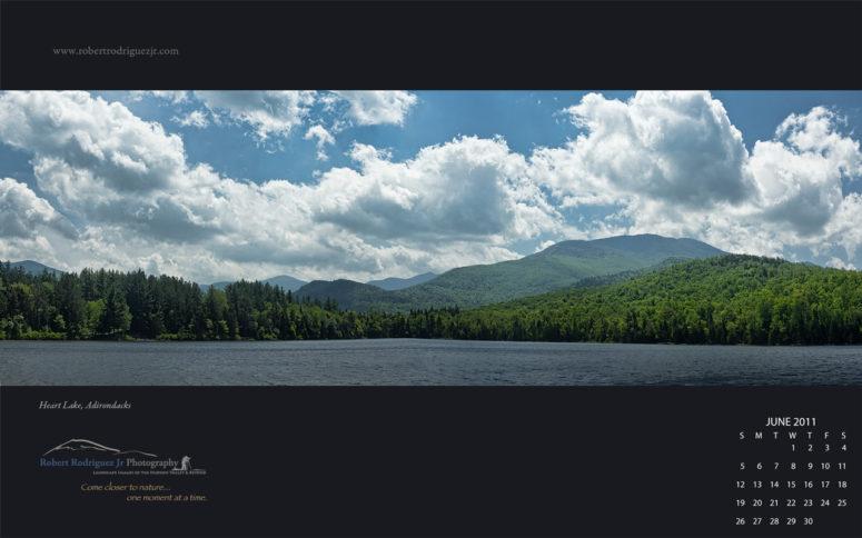 June 2011 Free Desktop Wallpaper