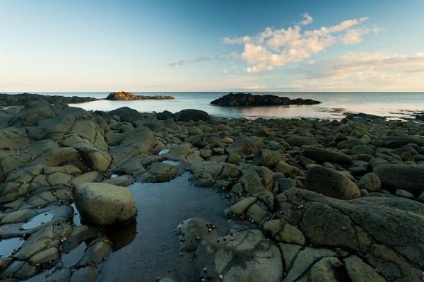 Tidal Pools, Bay of Fundy, NS