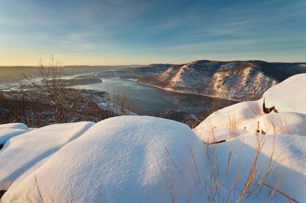 Winter View, Hudson Valley