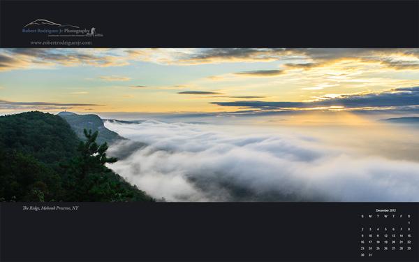 The Ridge, Mohonk Preserve, NY