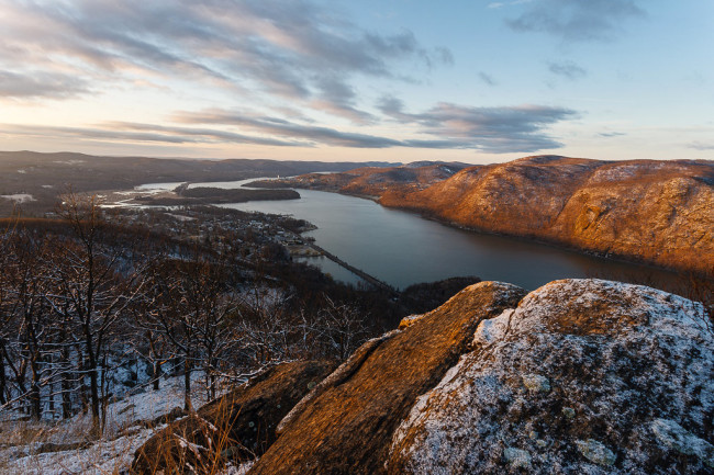Highlands Dawn, Hudson Valley