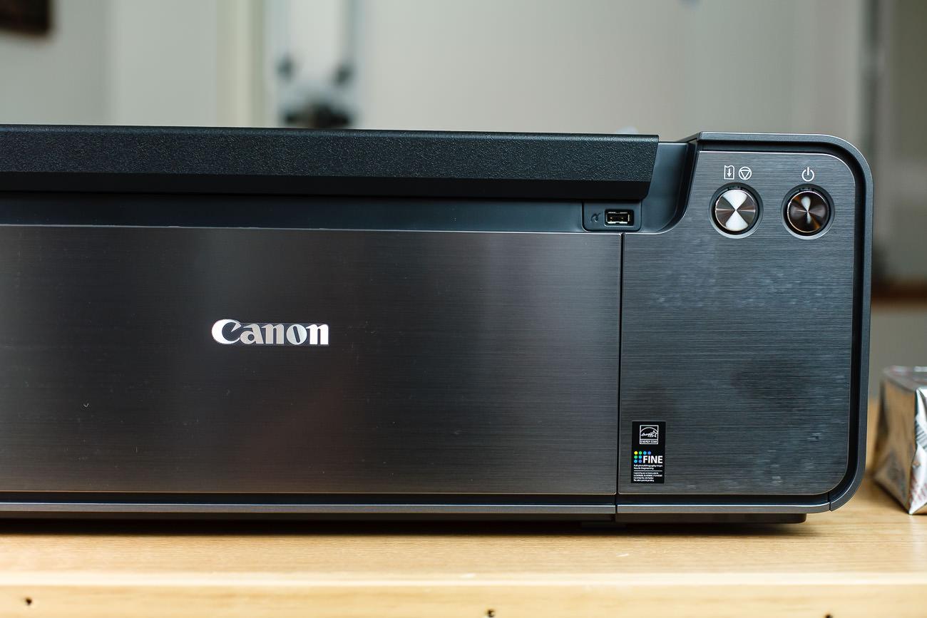 Canon Pixma Pro 1 Printer Review | Robert Rodriguez Jr