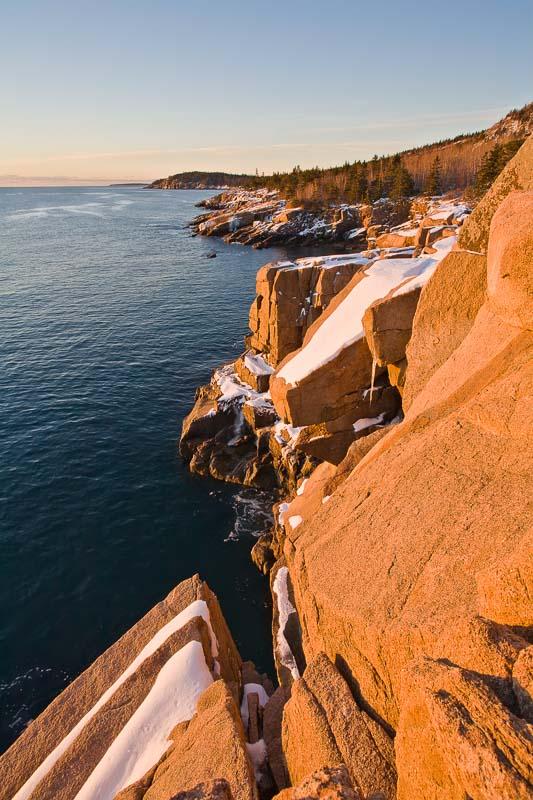 Blue Ocean, Maine