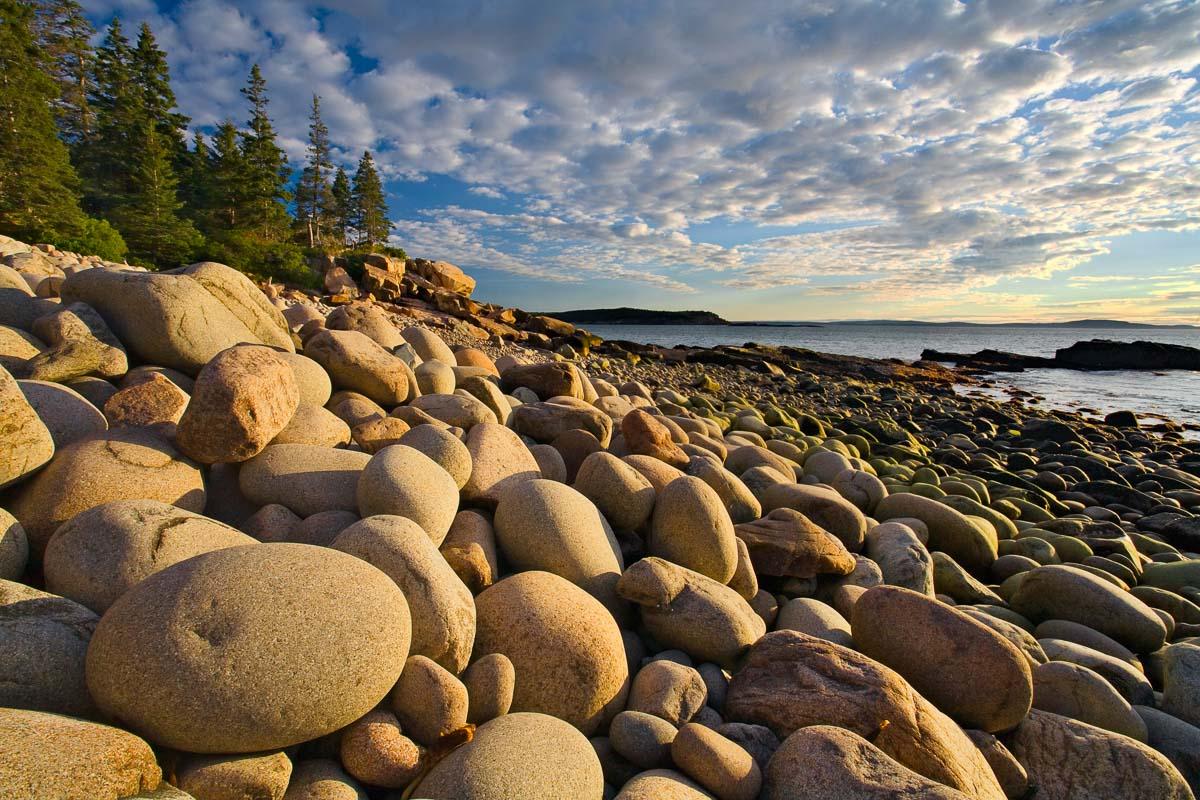 Boulder Beach, Maine