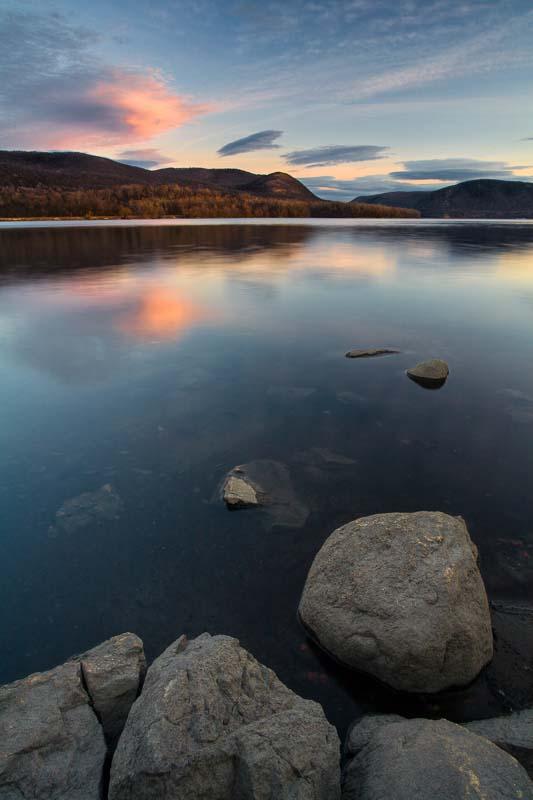 Highlands Sunset, Hudson River