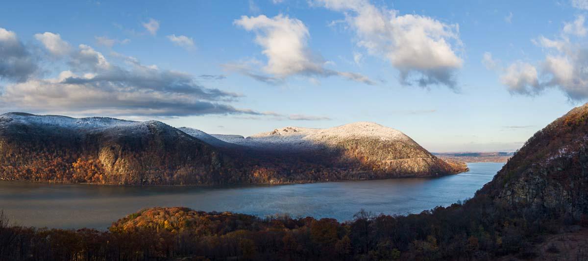 Hudson Highlands Fall