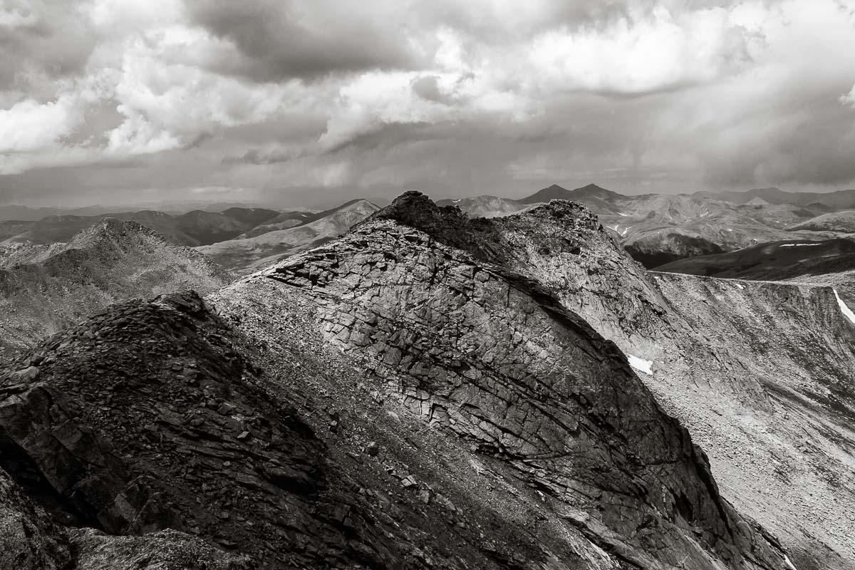 Mt Evans, CO
