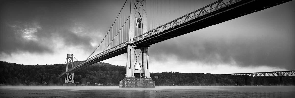 Poughkeepsie Bridge, Hudson River