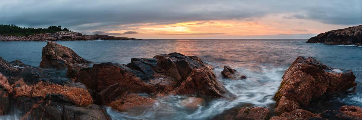 Sea and Light, Nova Scotia
