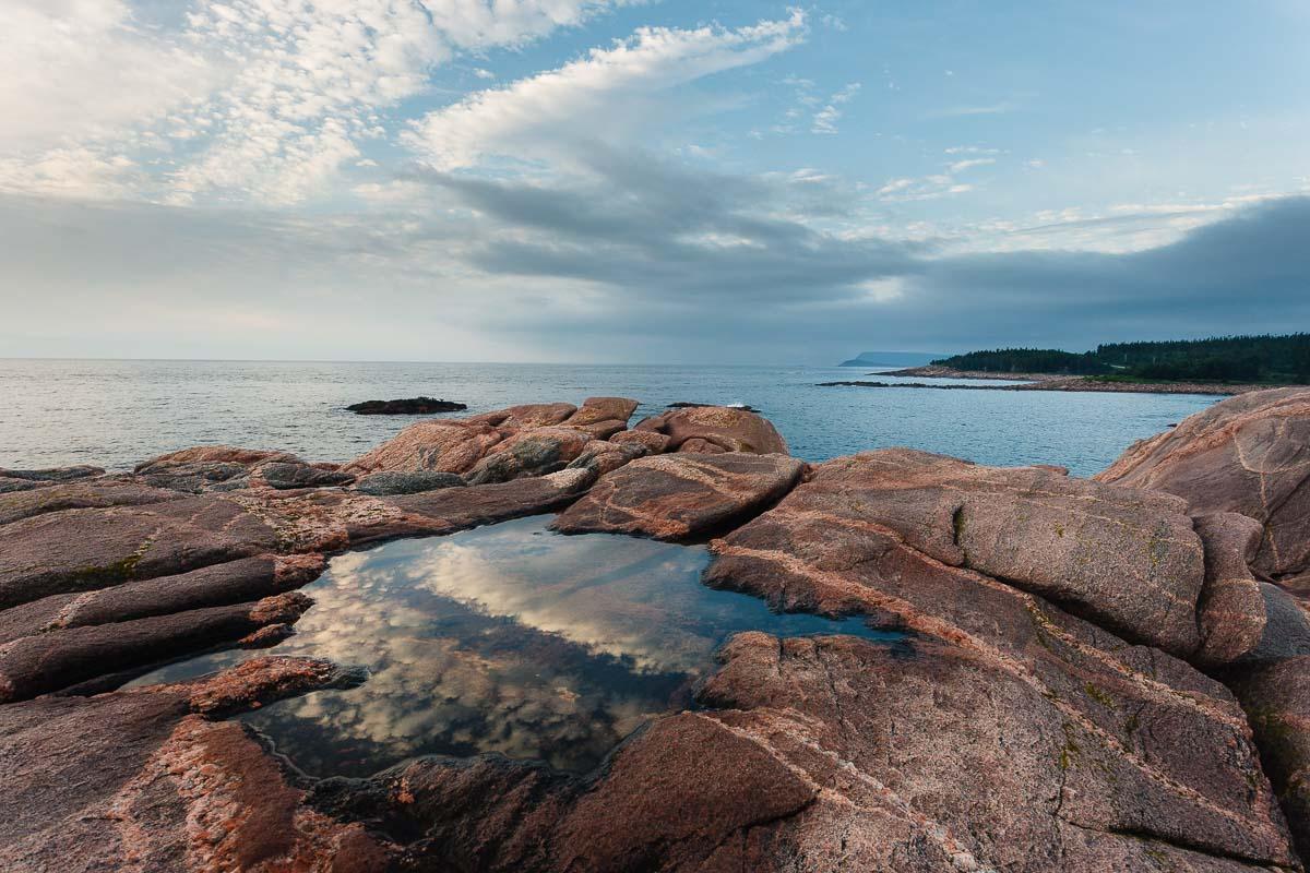Tidal Reflections, Nova Scotia