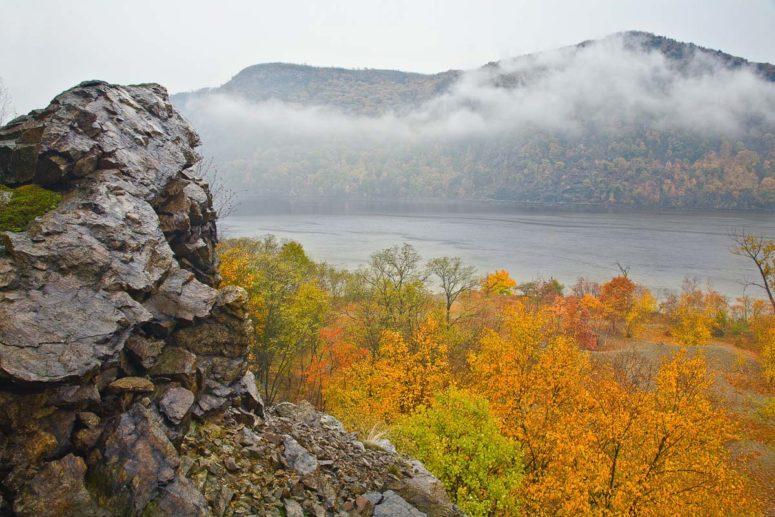 Autumn on Stony Point