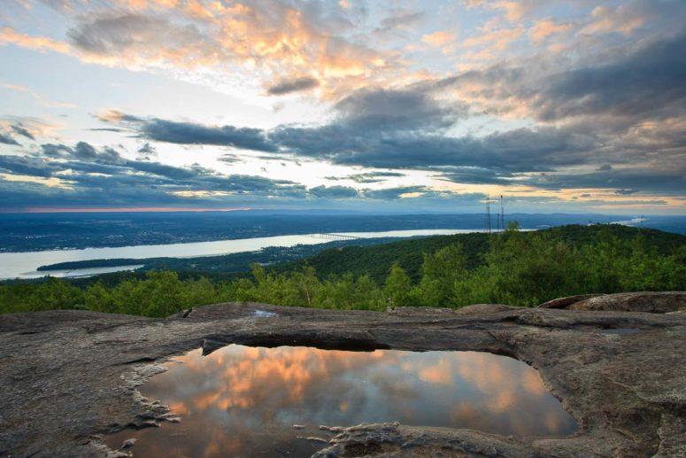 Beacon Reflection, Hudson Valley