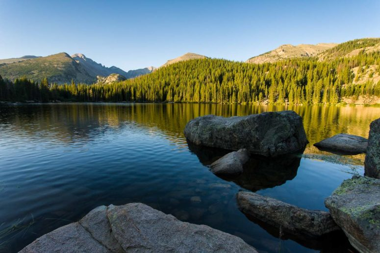 Bear Lake, Rock Mtn NP