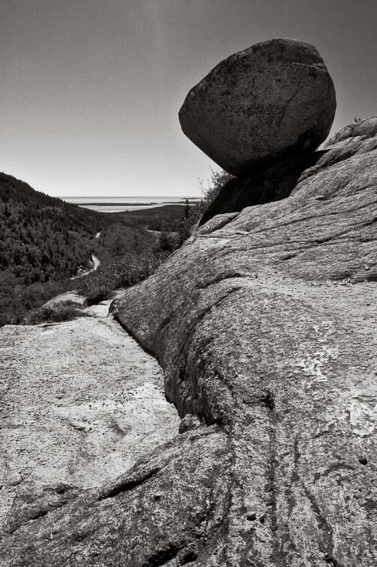 Bubble Rock, Acadia NP
