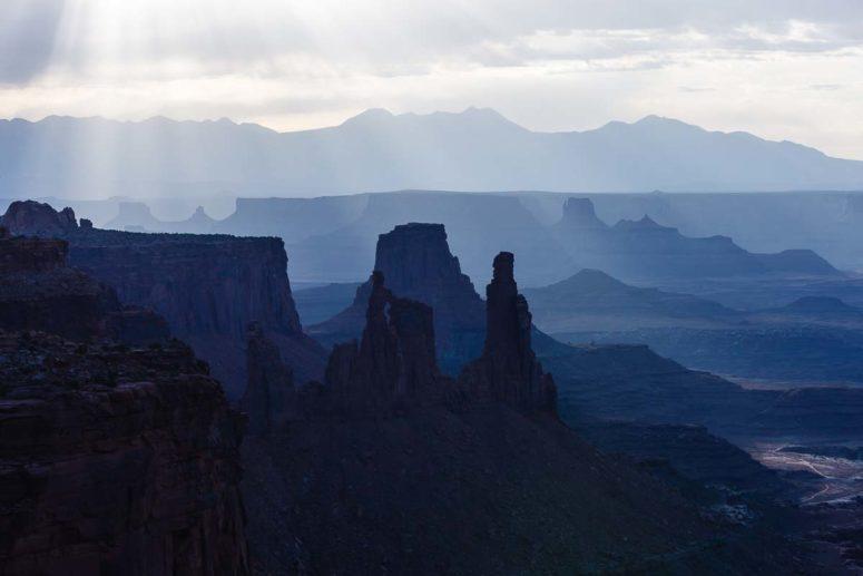 Canyon Light, Canyonlands NP