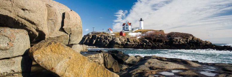 Cape Neddick Lighthouse, Maine