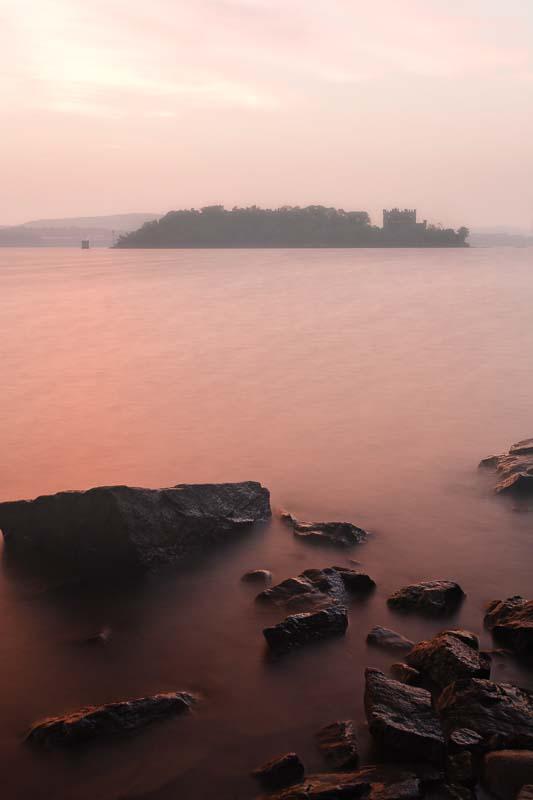 Castle Fog