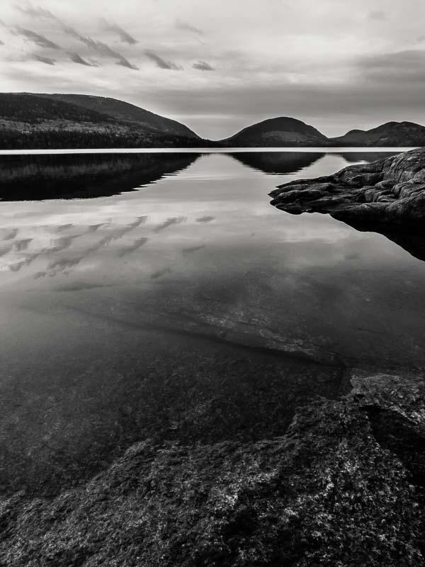 Eagle Lake Calm, ME