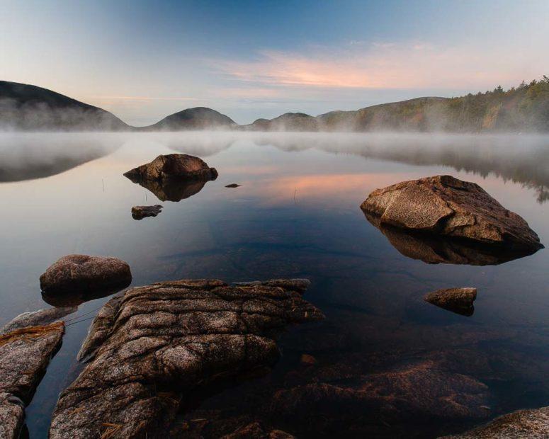 Eagle Lake Dawn