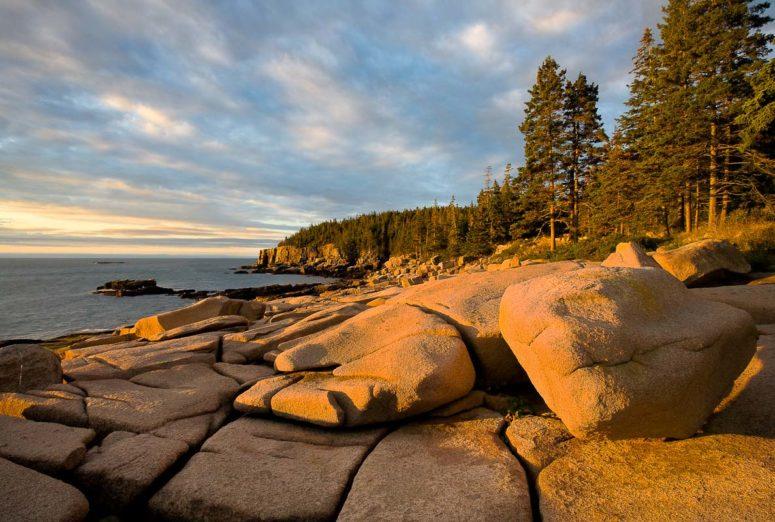 Hand of Nature, Acadia