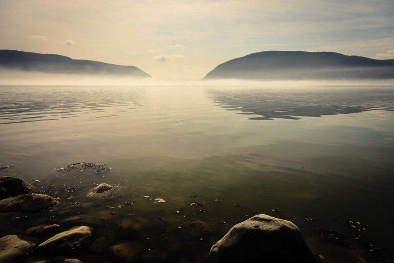Highlands Spring, Hudson River