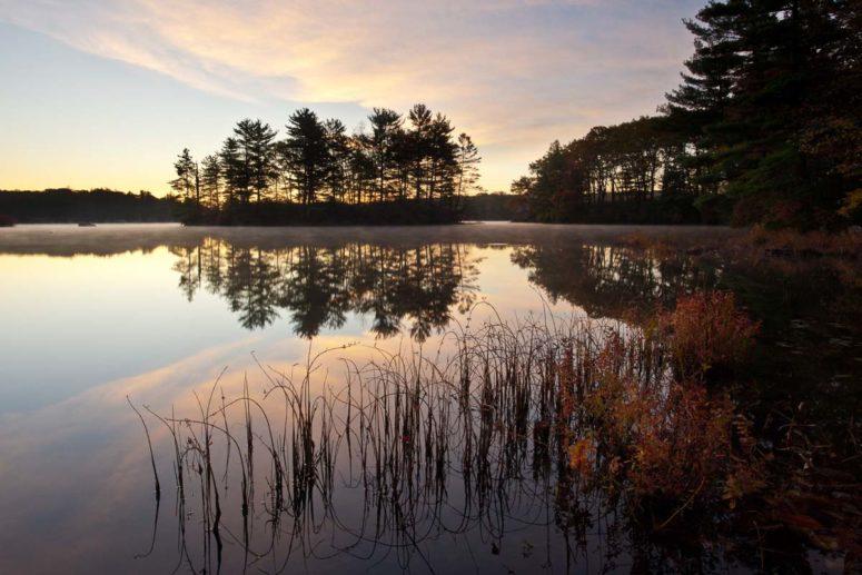 Lake Tiorati Fall, New York