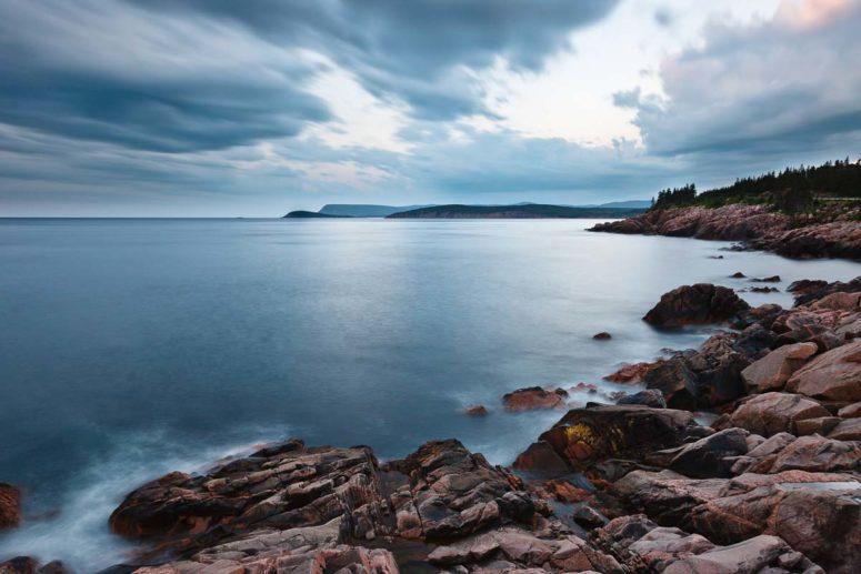 Lakies Head View, Cape Breton Is