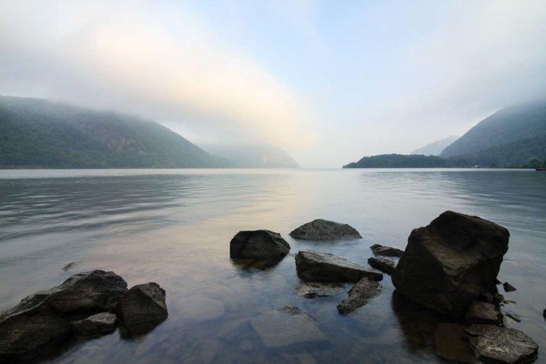 Mist River, Hudson River