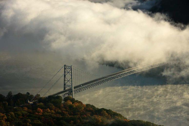 Morning Fog, Hudson River